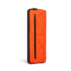 Túi đựng bàn phím Leopold Keyboard Pouch Deep Orange - Mini Size 340 x 120 x 40mm