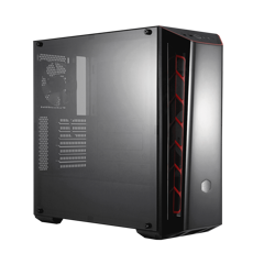 Case Cooler Master MasterBox MB520 TG RED
