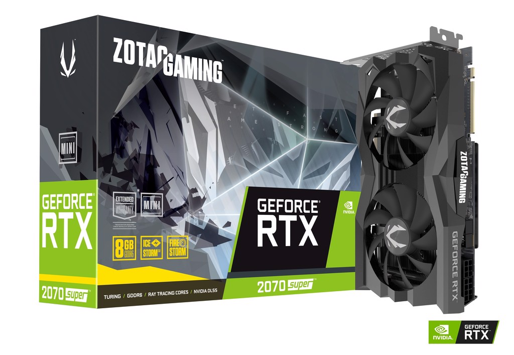 VGA ZOTAC GAMING GeForce RTX 2070 SUPER AIR 8GB