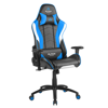 Ghế ALPHA GAMER DELTA - BLACK-WHITE-BLUE