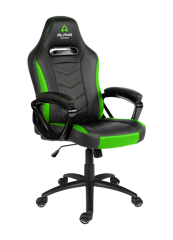 GHẾ ALPHA GAMER KAPPA-BLACK - GREEN