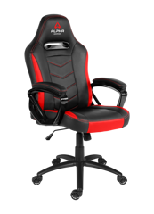 GHẾ ALPHA GAMER KAPPA-BLACK - RED