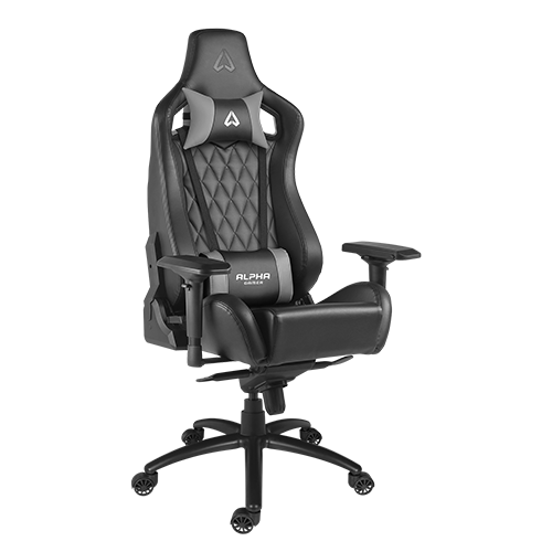 Ghế ALPHA GAMER POLARIS OFFICE - BLACK