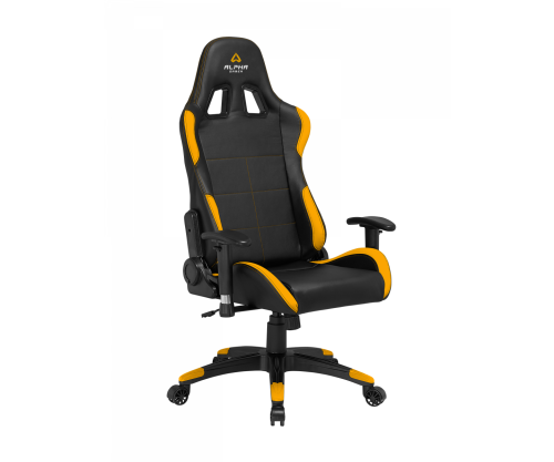GHẾ ALPHA GAMER VEGA - BLACK - YELLOW
