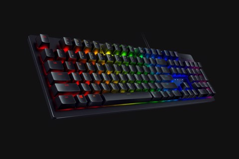 Bàn phím cơ Razer Huntsman Razer Opto-Mechanical Switch