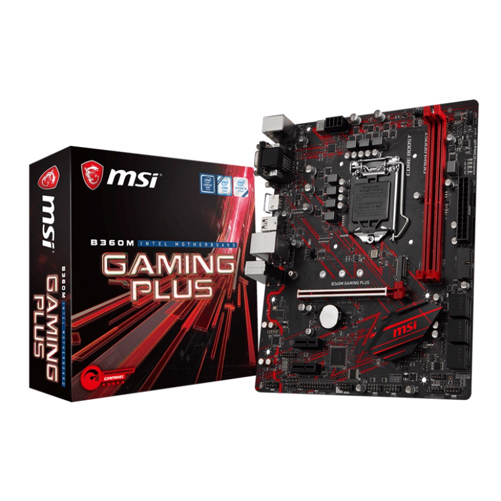 Mainboard MSI B360M Gaming Plus LGA1151v2