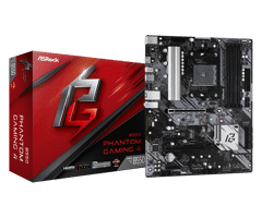 Mainboard Asrock B550 Phantom Gaming 4