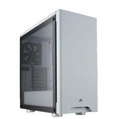 Case Corsair 275R White ( Mid - Tower )
