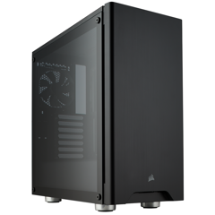 Case Corsair 275R (Mid-Tower) Black
