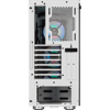 Case CORSAIR iCUE 465X RGB Tempered Glass (White)