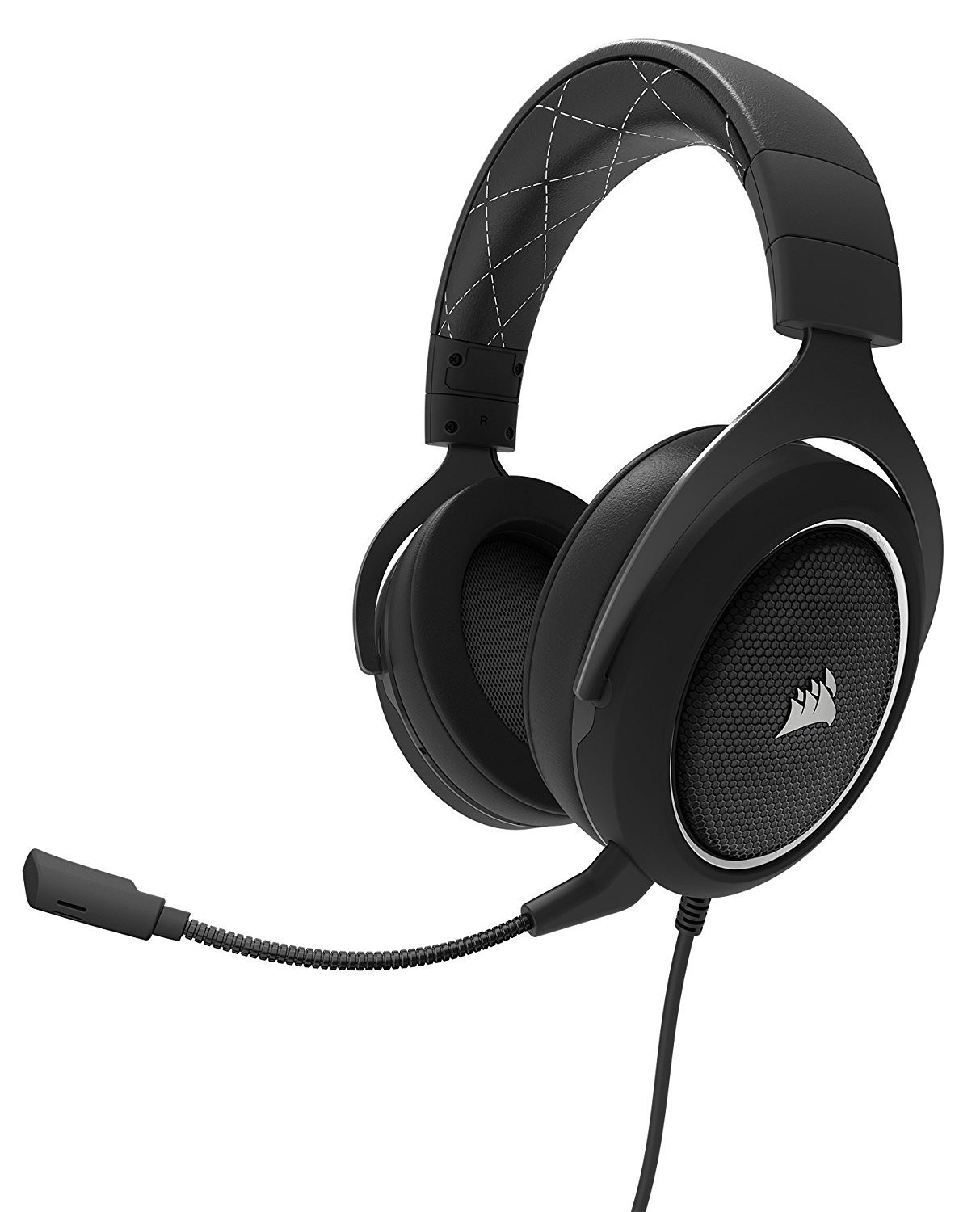 Tai nghe Corsair HS60 7.1 Gaming Headset - White