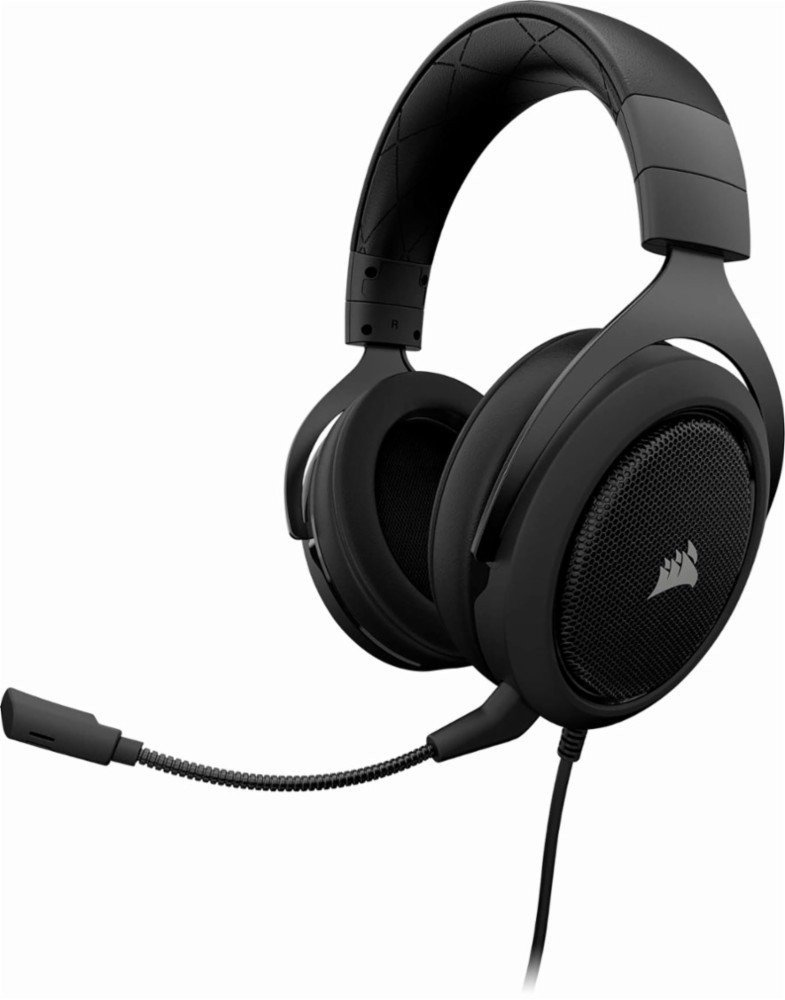 Tai nghe Corsair HS60 7.1 Gaming Headset - Carbon