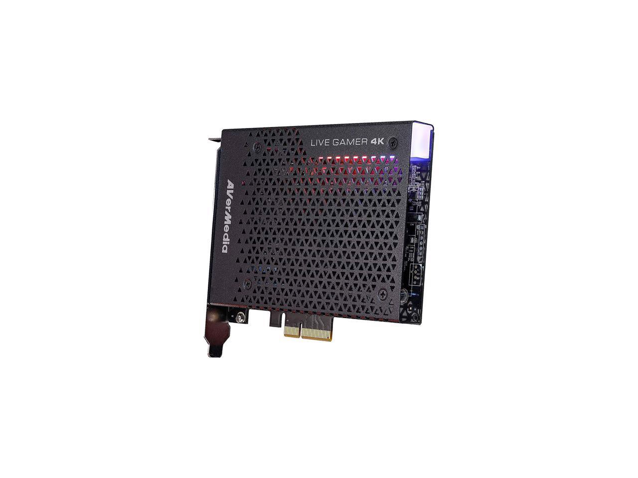 Thiết bị hổ trợ Stream -  Capture Card AVerMedia Live Gamer 4K GC573