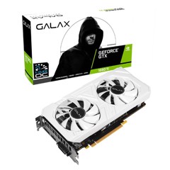 Card Màn Hình GALAX GeForce GTX 1660Ti 6GB GDDR6 EX White