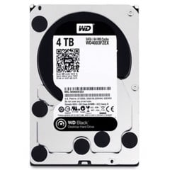 Ổ Cứng WD HDD 4TB Black 7200rpm