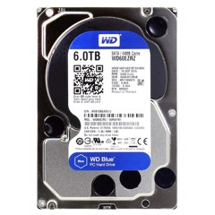 Ổ Cứng WD HDD 6TB Blue 5400rpm
