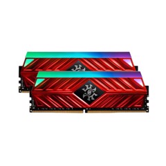 Ram Desktop ADATA XPG Spectrix D41 RGB Red 16GB ( 8x2 ) 3000Mhz