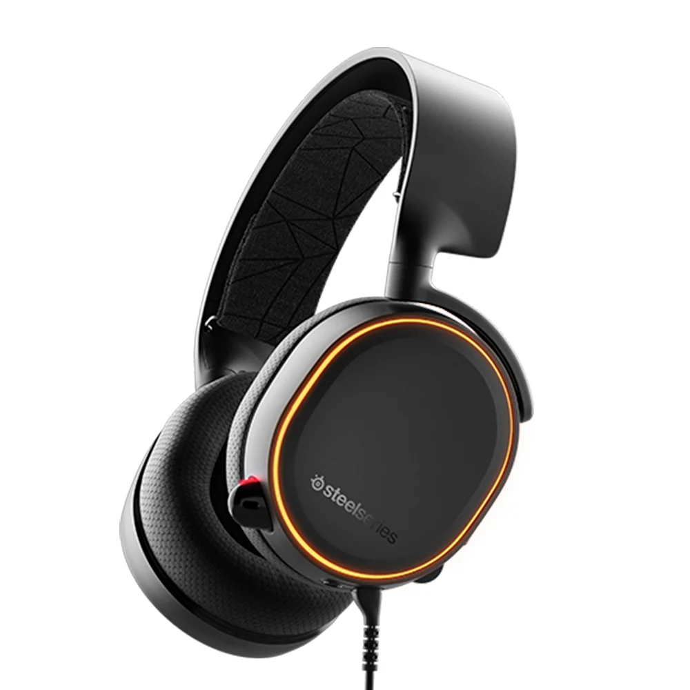 Tai Nghe Chơi Game Steelseries Arctis 5 Black