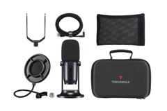 Microphone Thronmax Mdrill One Kit M2 - Black