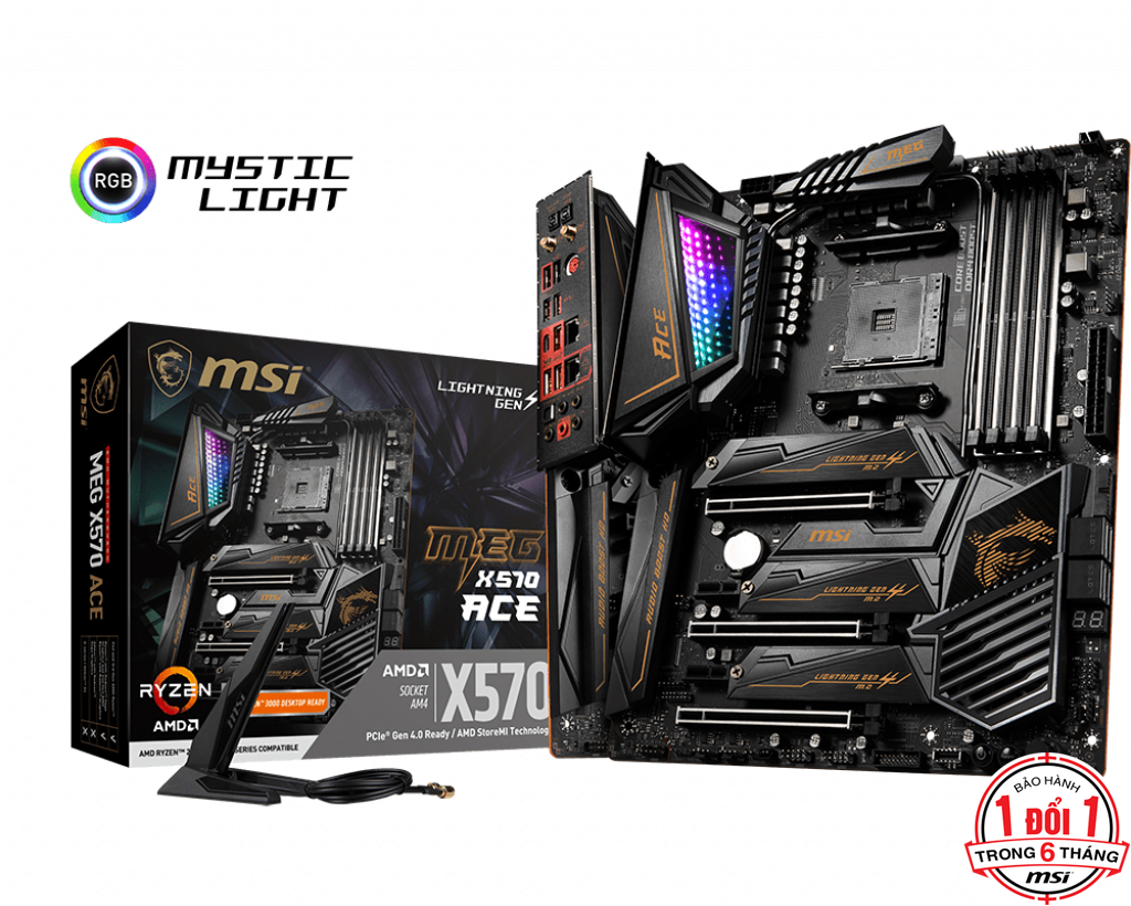 Mainboard MSI MEG X570 ACE