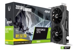 Card màn hình ZOTAC GAMING GeForce GTX 1660 AMP