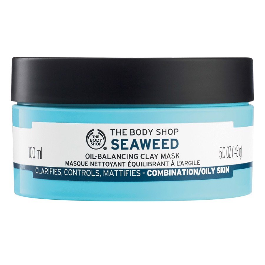 Mặt nạ The Body Shop Seaweed Oil Balancing Clay Mask 100g