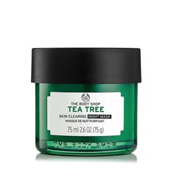 Mặt nạ ngủ The Body Shop Tea Tree Anti- Imperfection Night 75ml