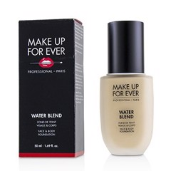 Kem nền Make Up For Ever Water Blend Face & Body Foundation Y225 50ml