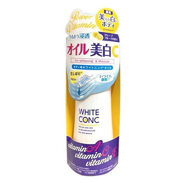 Dầu massage White ConC
