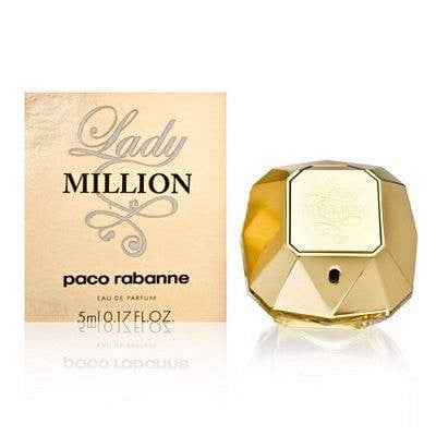 Nước hoa mini Lady Million Paco Rabanne 5ml