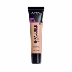Kem nền tuýp L'oreal Infallible Total Cover Natural Beige 305