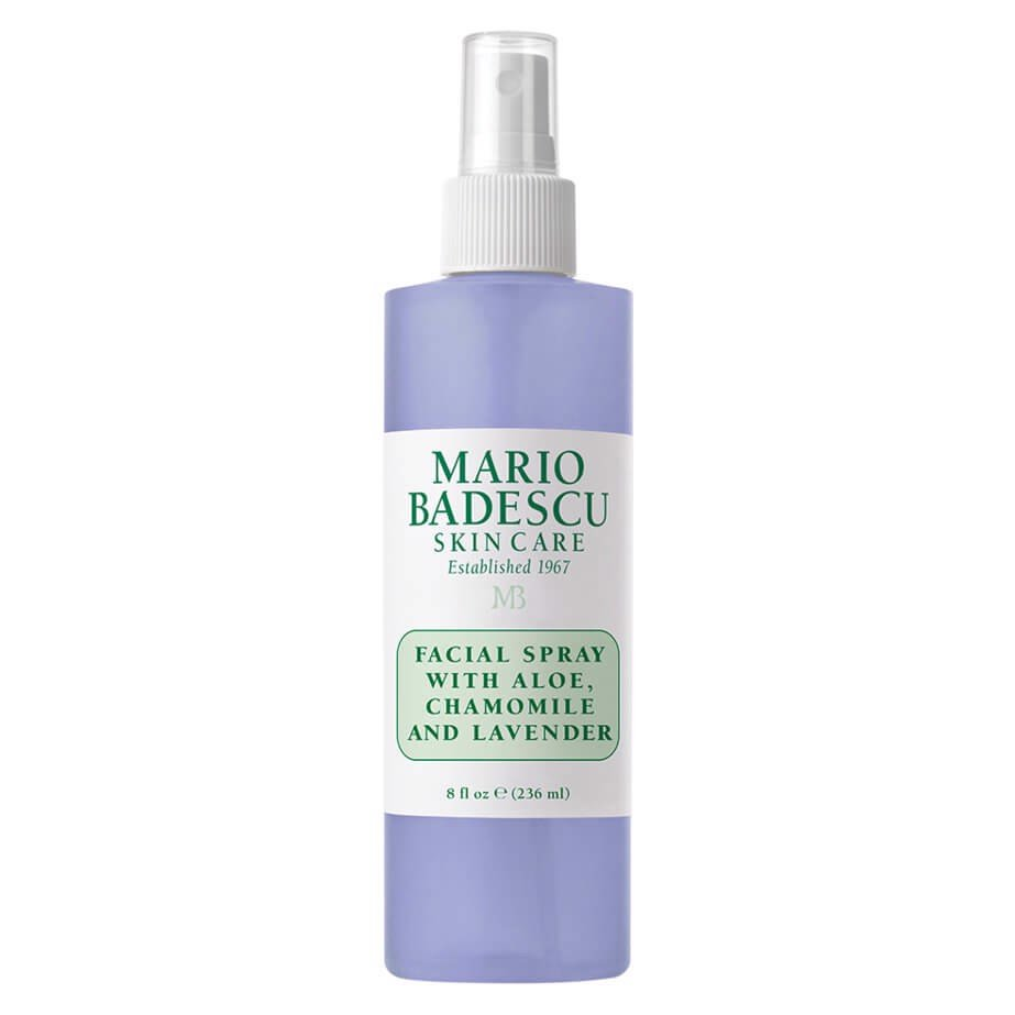 Xịt khoáng Mario Badescu Facial Spray With Aloe, Chamomile And Lavender 236ml