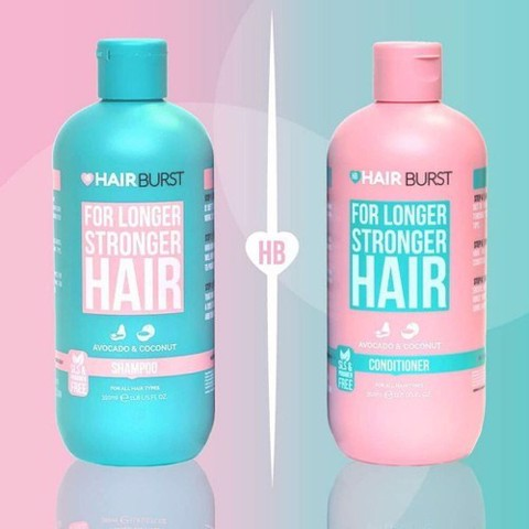 Set gội xả Hairburst
