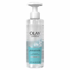 Tẩy trang Olay Luminous Micellar Water With Rice Bran Extract-237ml