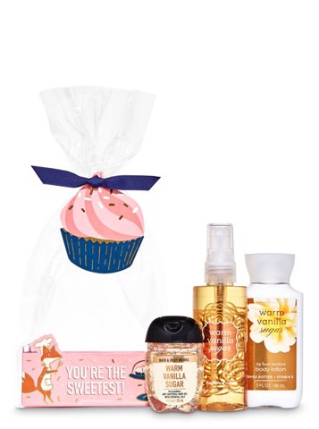 Giftset 3 mini Bath & Body Works