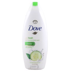 Sữa tắm Dove Go Fresh Cool Moisture Body Wash Cucumber & Green Tea Scent 709ml