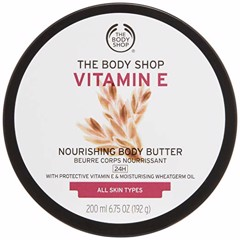 Bơ dưỡng thể The Body Shop Nourishing Vitamin E 200ml