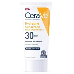 Kem chống nắng Cerave Hydrating Sunscreen