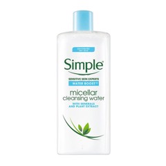 Tẩy trang Simple Sensitive Skin Experts Water Boost With Minerals And Plant Extract 400ml