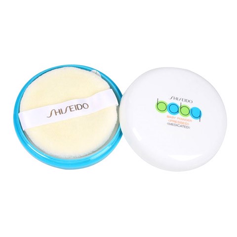 Phấn phủ Shiseido Baby Powder Medicated 50g