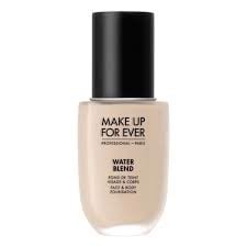 Kem nền Make Up For Ever Water Blend Face & Body Foundation Y215 50ml