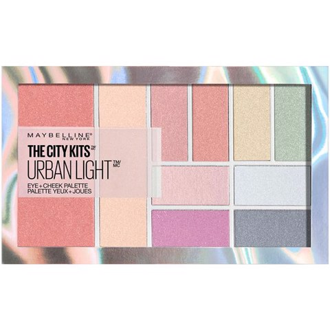 Bảng Mắt Maybelline The City Kits Urban Light 150