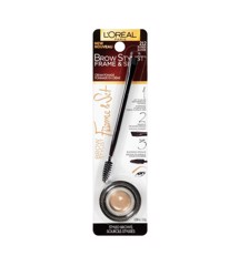 Gel kẻ mày L'oreal Brow Stylist Frame & Set 212 Blonde