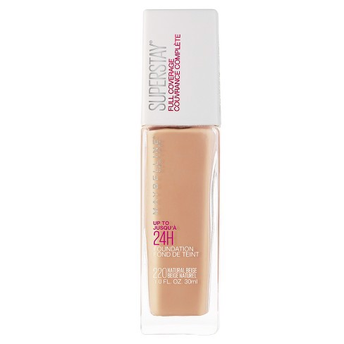 Kem nền Maybelline Superstay 24h Full Coverage