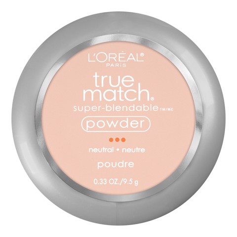 Phấn phủ L'oreal True Match Super Blendable