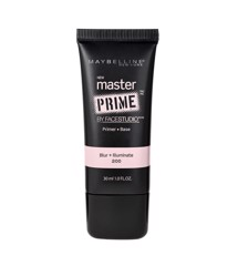 Kem lót Maybelline Master Prime By Face Studio Spf 30 Blur + Illuminate 200 30ml