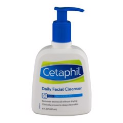 Sữa rửa mặt Cetaphil Daily Facial Cleanser Face Normal To Oil Skin 237ml