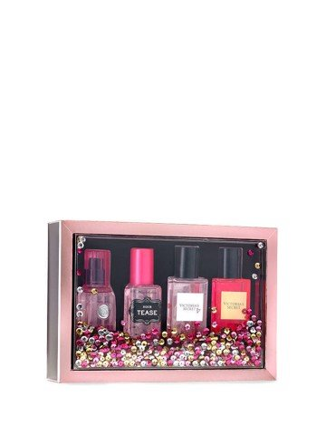 Set Victoria's Secret 4 chai 75ml