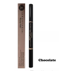 Chì kẻ mày Anastasia Brow Definer Triangular Brow Pencil Chocolate