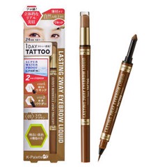 Kẻ mày 1 Day Tattoo Lasting 2Way Eyebrow Liquid 01
